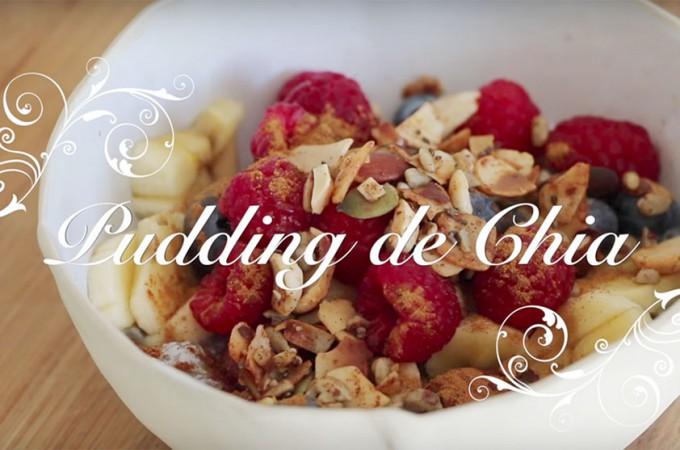 Vídeo: Pudding de chia y coco