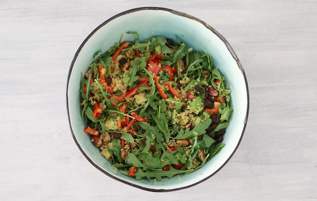 tabule quinoa