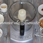 Mini-vídeo: Hummus de tomate seco