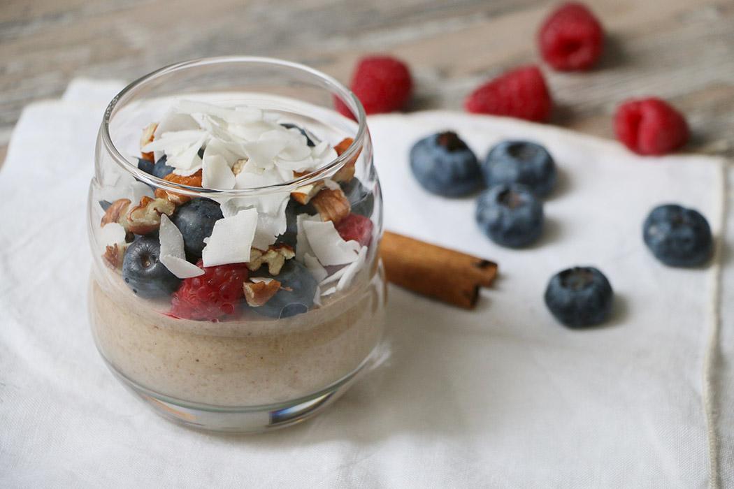 porridge crudo